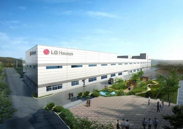 LG하우시스, 中 생산법인 실적 부진… 4년 새 매출 25.8% 감소