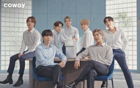 코웨이, '2021 국가브랜드경쟁력지수' 정수기 부문 13년 연속 1위
