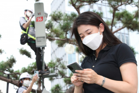 LTE 뺀 5G로 승부수 띄운 KT…소비자 체감 속도는 '글쎄'