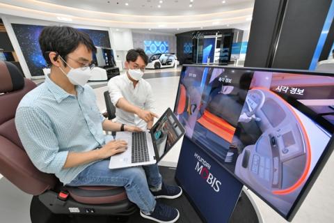 현대모비스, 뇌파 기반 사고저감 신기술 세계 최초 개발