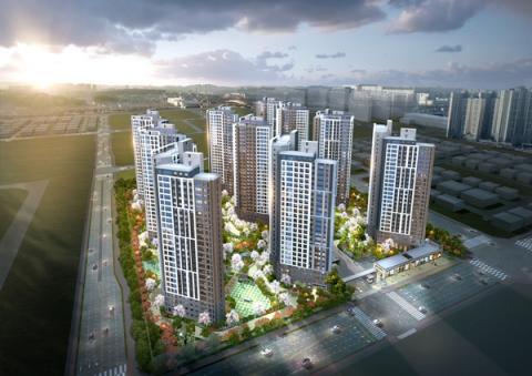 GS건설, '평택지제역자이' 23일 사이버 견본주택 오픈