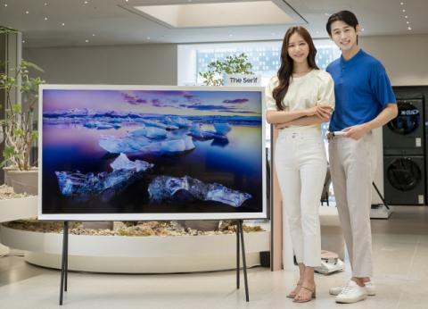 삼성·LG전자, 신제품 TV·OTT로 홈캉스족 '정조준'