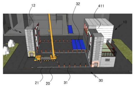 코오롱이앤씨, 모듈러 건축기술 관련 특허 3건 등록