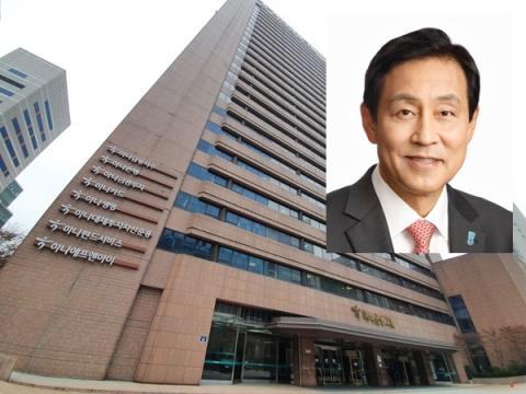 김정태 하나금융 회장, 괄목할 지략이 일군 부임 후 성장률 238%