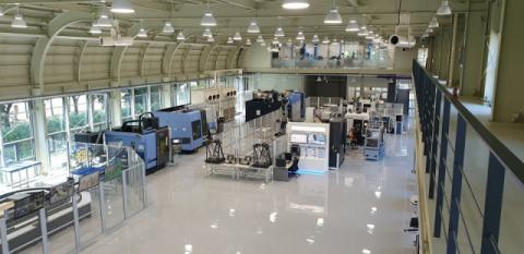 SKT, 전자기술연구원과 창원 국가산단에 스마트공장 구축