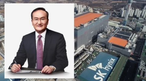 [CEO FILE] 분기 10조 매출 이끈 이석희 SK하이닉스 사장, 'D램' 이어 '낸드'서 승부수