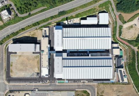 포스코케미칼, 음극재 공장에 태양광 패널 설치