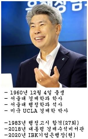 ▲윤종원 IBK기업은행장