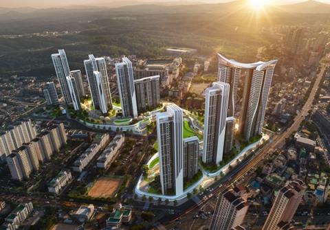 HDC현대산업개발, 울산 남구 B-07구역 재개발정비사업 수주