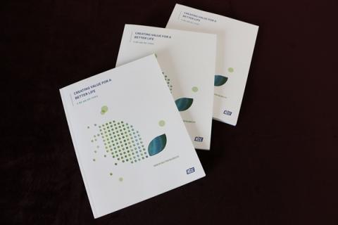 KCC, ESG 경영 성과 담은 '지속가능성보고서' 발간