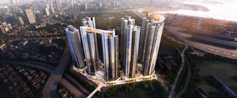 현대엔지니어링·GS건설 컨소, 7183억 규모 부산 좌천·범일 통합2지구 사업 수주