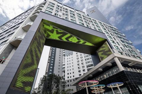 현대건설, '디에이치 자이 개포' 문주로 'IDEA 디자인어워드' 본상