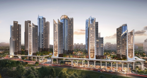 대우건설, 과천5단지·노량진5구역에 하이엔드 '써밋' 승부수