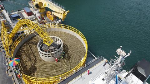LS전선, 대만 2000억원 규모 해저케이블 사업 수주