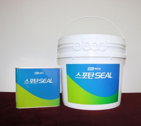 KCC, 옥상 방수용 실링재 '스포탄SEAL' 출시