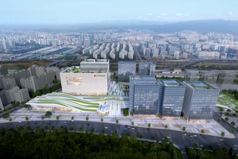 한화건설, 복합개발사업 승승장구…내년 4.2조 매출 달성 전망
