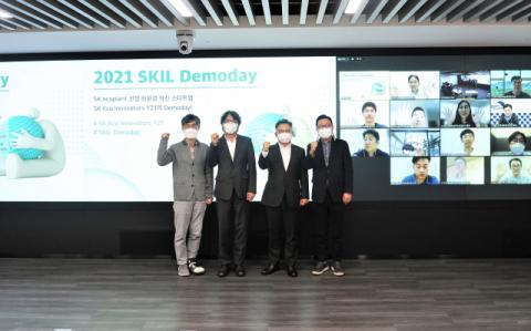 SK에코플랜트, 친환경 분야 스타트업과 'SKIL 데모데이' 진행
