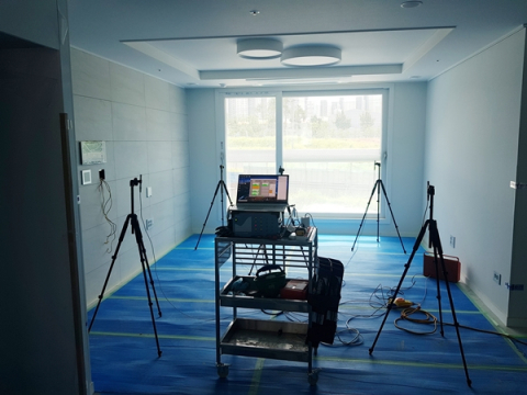 현대건설, 층간소음차단 1등급 기술력 확보…현장 검증 완료