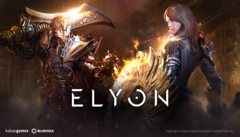 카카오게임즈, PC MMORPG '엘리온' 북미·유럽 서비스 시작