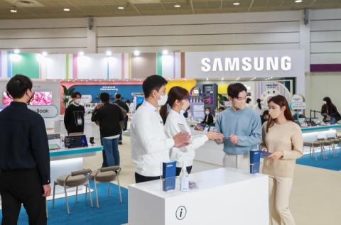 삼성·LG전자, '한국전자전 2021' 참가…혁신 기술 선봬